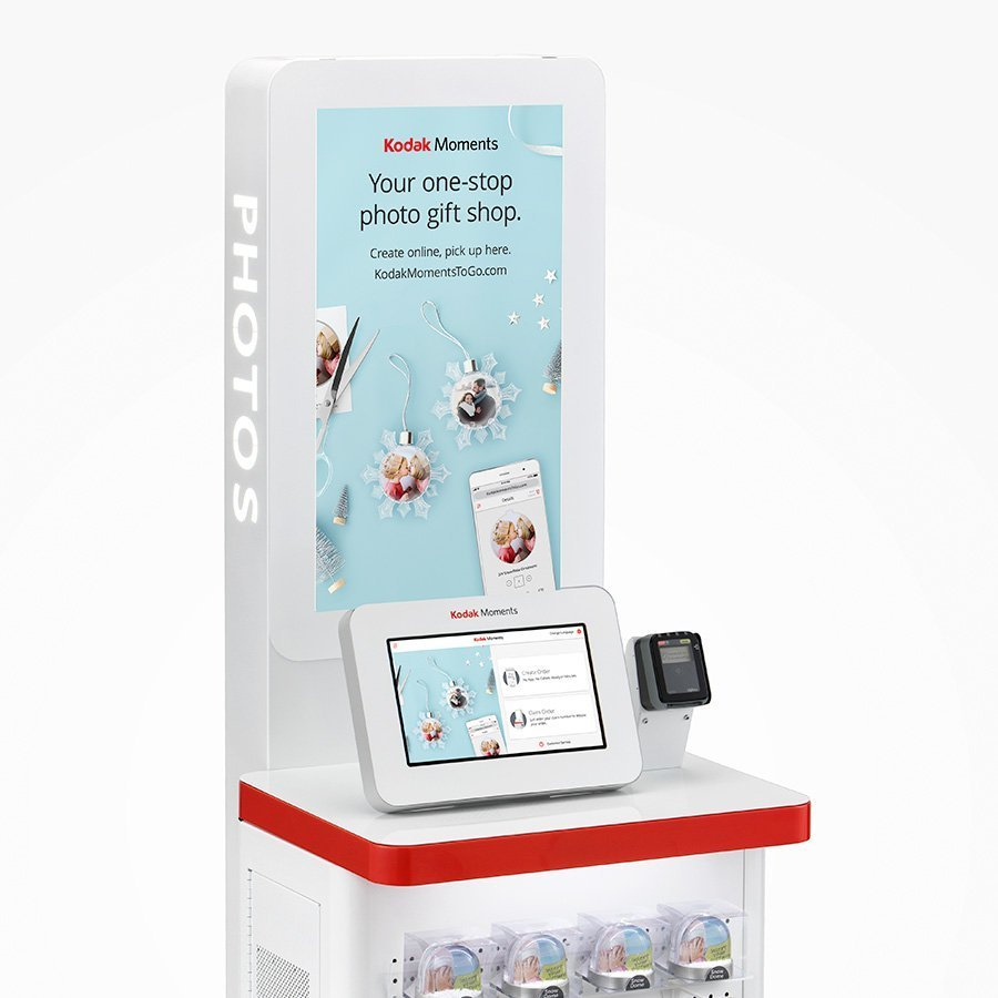 Kodak Moments To Go Kiosk
